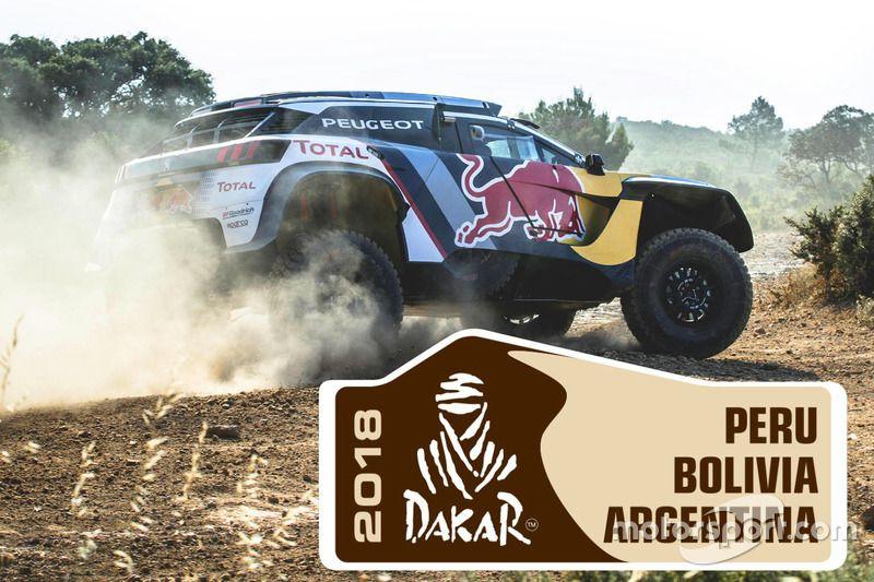 Dakar 2018: Peugeot
