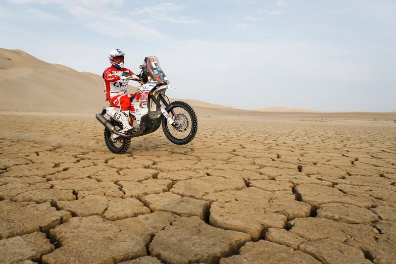 #63 KTM: Adrien Mare