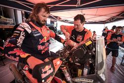 Тоби Прайс, KTM Factory Racing Team (№8)