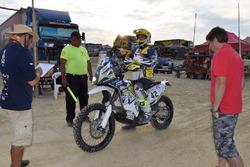 #155 Macad Rally Team: Guillaume Martens, #42 Maurizio Gerini