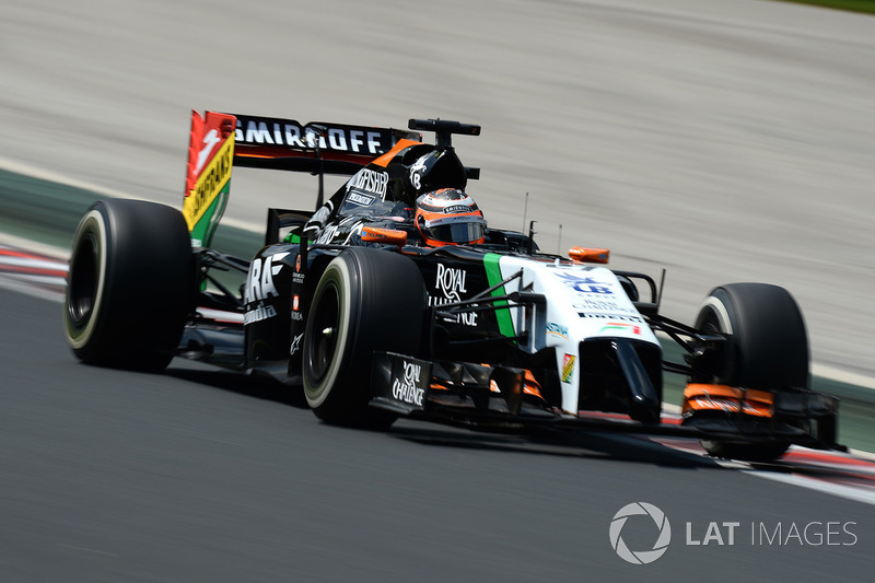 Ніко Хюлькенберг, Force India VJM08