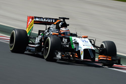 Nico Hulkenberg, Force India VJM08
