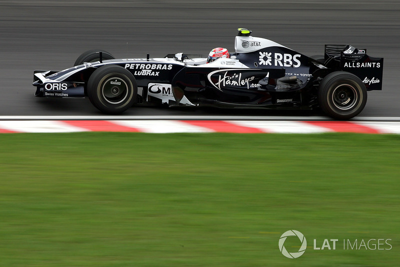 2008 : Williams-Toyota FW30