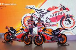 Марк Маркес, Repsol Honda Team, Дани Педроса, Repsol Honda Team