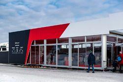 Toyota Gazoo Racing werkplaats