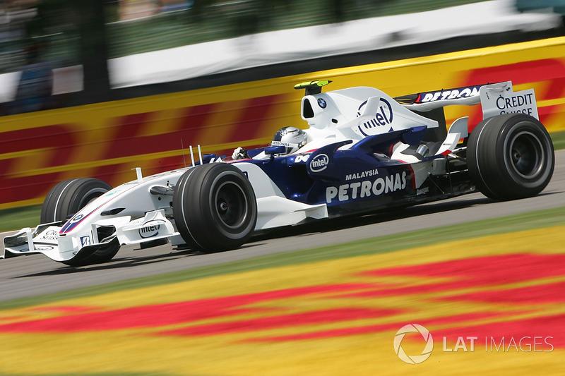 2007: Sauber-BMW F1.07