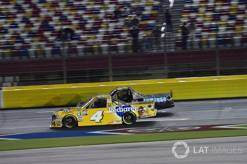 Todd Gilliland, Kyle Busch Motorsports, Toyota Tundra Pedigree, Norm Benning, Norm Benning Racing, Chevrolet Silverado Zomongo