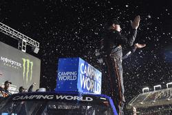 Yarış galibi Johnny Sauter, GMS Racing, Chevrolet Silverado ISM Connect