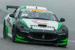 #89 JCR Motorsports Maserati Grand Turismo MC GT4: Fred Roberts