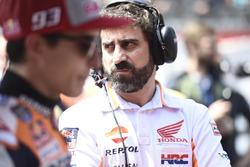 Santi Hernandez, Repsol Honda Team