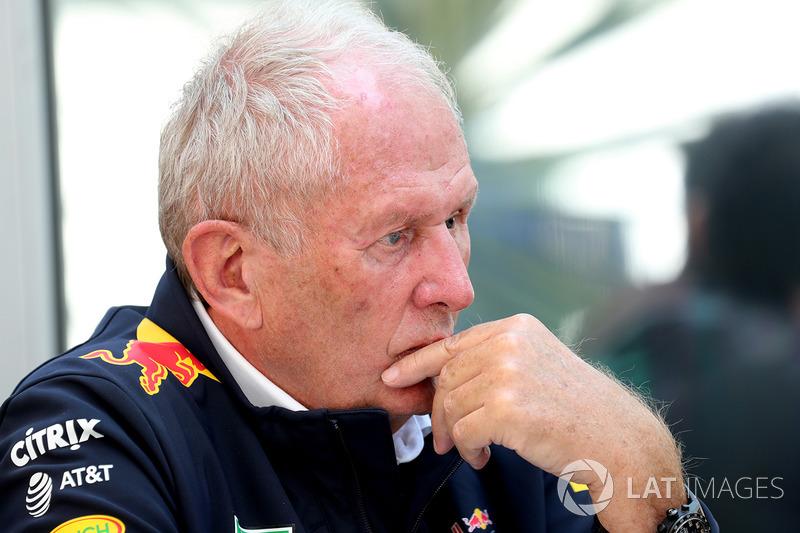 Dr. Helmut Marko, Consulente Red Bull Motorsport
