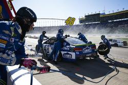 Jimmie Johnson, Hendrick Motorsports Chevrolet pit stop