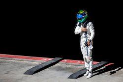 Felipe Massa, Williams celebra su última carrera brasileña en parc ferme