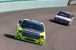 Matt Crafton, ThorSport Racing Toyota and Myatt Snider, Kyle Busch Motorsports Toyota