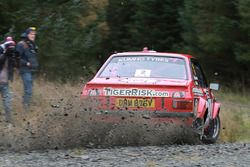 Marty McCormack and Barney Mitchell, Ford Escort Mk2
