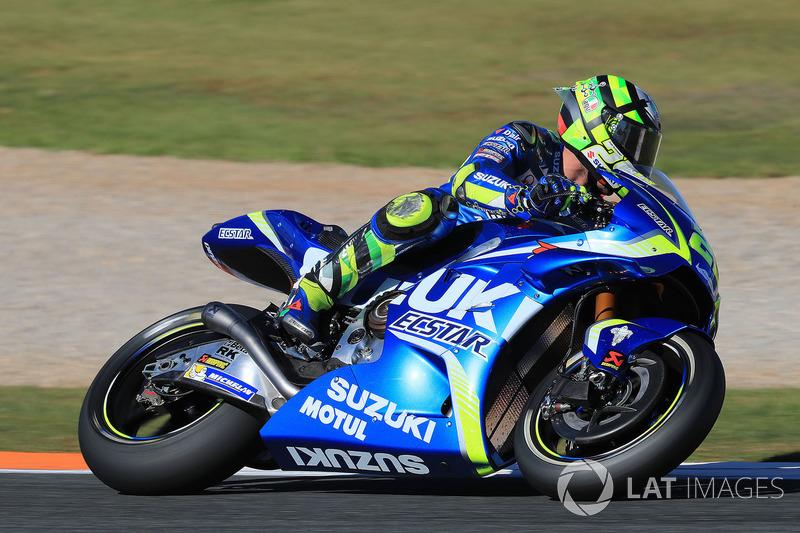 2017: Andrea Iannone, Team Suzuki MotoGP