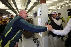 LMGTE AM pole sitter #98 Aston Martin Racing Aston Martin Vantage: Paul Dalla Lana