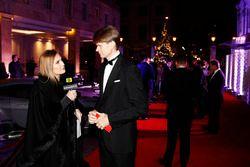Julia Piquet interviewe Marcus Gronholm
