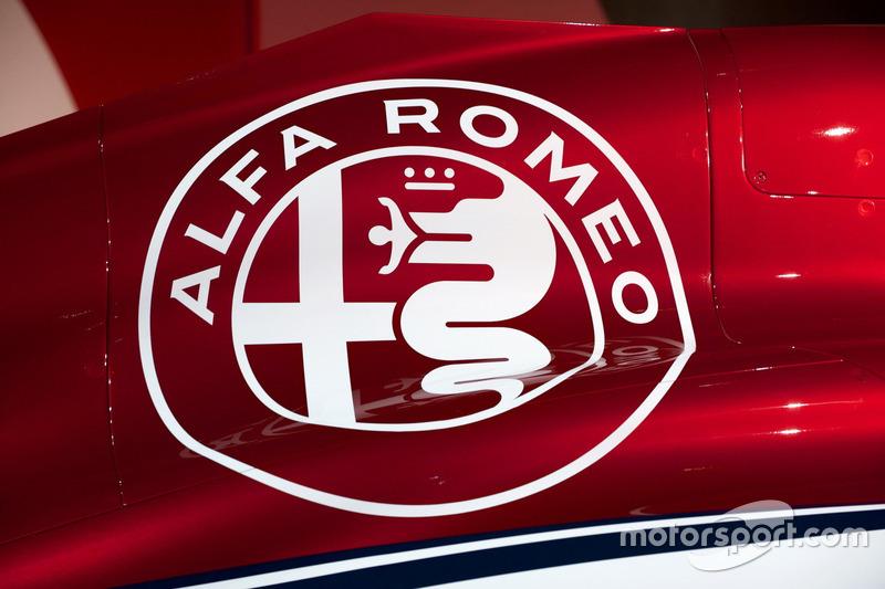 Alfa Romeo Sauber, presentazione della livrea