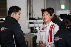 Nirei Fukuzumi, Team Mugen