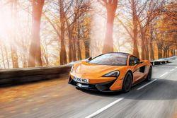 McLaren ve Pirelli kış lastikleri