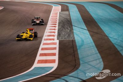 Abu Dhabi november test