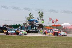 Juan Pablo Gianini, JPG Racing Ford, Mathias Nolesi, Nolesi Spirit Team Ford