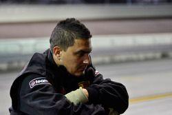 Michael Monsalve of TLM Racing