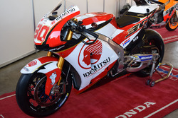 RC213V-S with Takaaki Nakagami's Livery