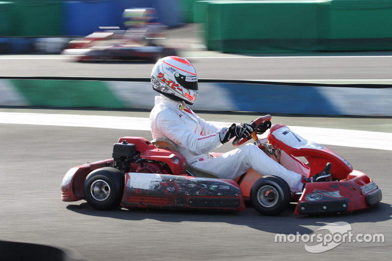 Honda Racing Dream Kart Cup(ジェンソン・バトン)