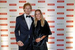 Brendon Hartley, Toro Rosso ve partneri