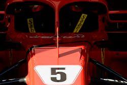 Ferrari SF71H burun