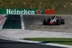 Kevin Magnussen, Haas F1 Team VF-18 sa va de largo