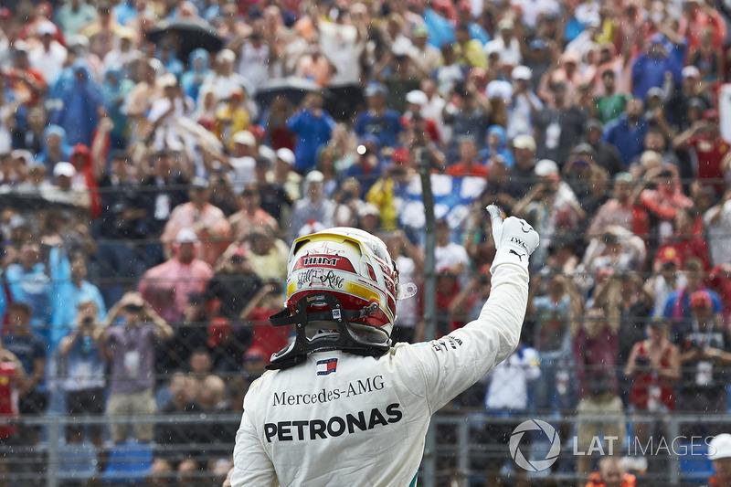 Pole para Lewis Hamilton en el GP de Hungría