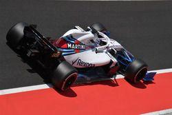 Oliver Rowland, Williams FW41