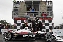 Winnaar Josef Newgarden, Team Penske Chevrolet