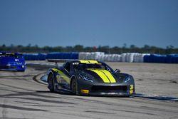 #30 TA Chevrolet Corvette, Richard Grant of Grant Racing