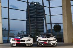 BMW M6 GT3, BMW M4 GT4
