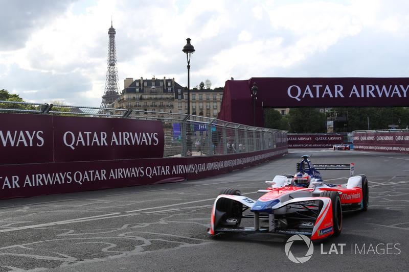 Formula E / Mahindra (Paris ePrix)