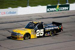 Dalton Sargeant, GMS Racing, Chevrolet Silverado Performance Plus Motor Oil
