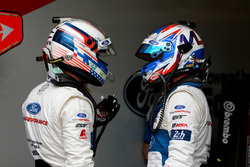 Гонщики Ford Chip Ganassi Team USA Джой Хенд, Дирк Мюллер