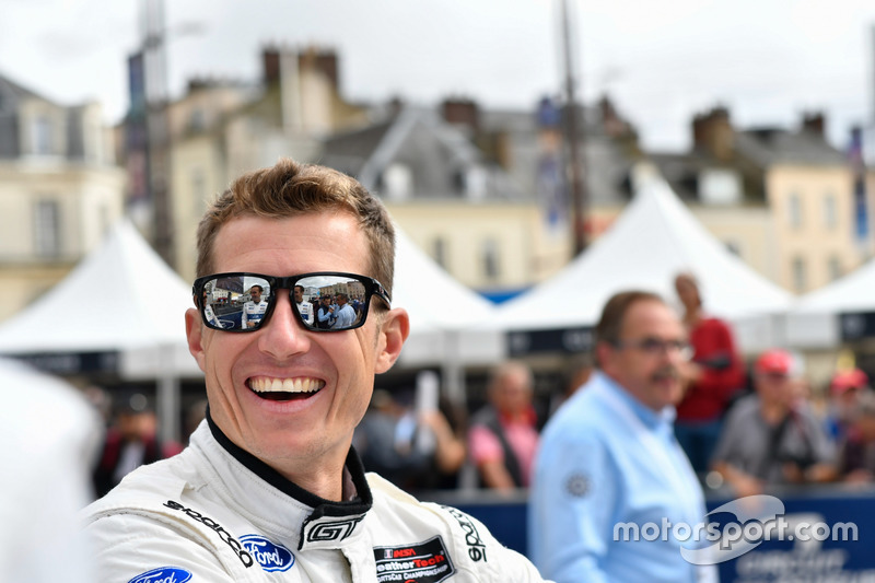 Ryan Briscoe, Ford Chip Ganassi Racing
