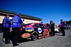 Chris Buescher, JTG Daugherty Racing, Chevrolet Camaro Maxwell House Max