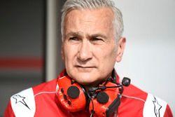 Davide Tardozzi, teammanager Ducati Team
