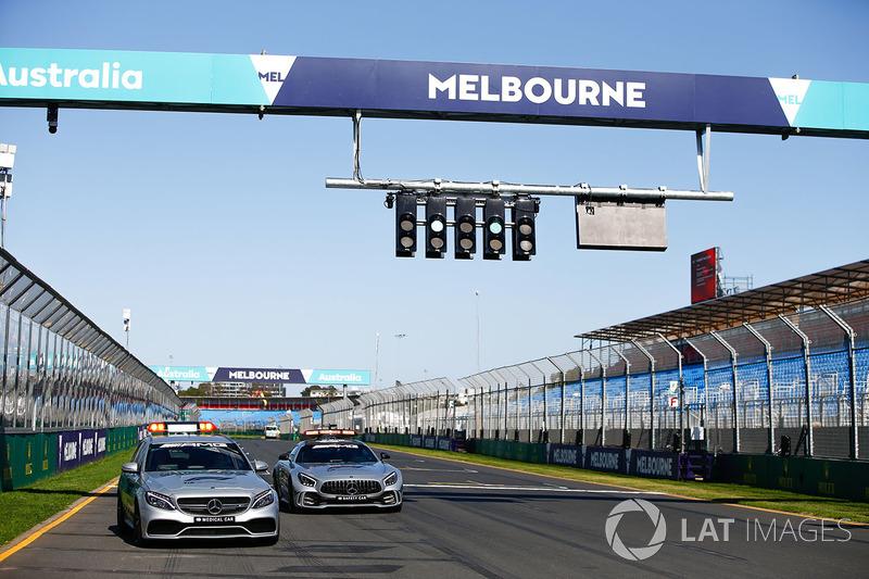 GP da Austrália, 1996