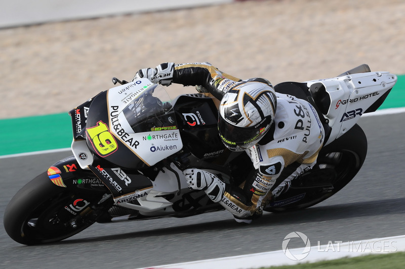 Alvaro Bautista, Angel Nieto Team