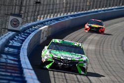 Kyle Busch, Joe Gibbs Racing, Toyota Camry Interstate Batteries, Martin Truex Jr., Furniture Row Rac