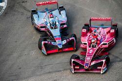 Жером д'Амброзио, Dragon Racing, и Маро Энгель, Venturi Formula E Team