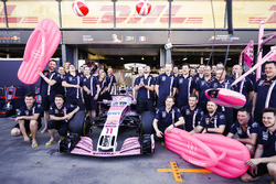 Havaianas sponsor de Force India