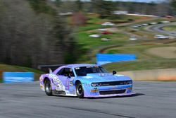 #9 TA Dodge Challenger: Jeff Hinkle of American V8 Road Racing